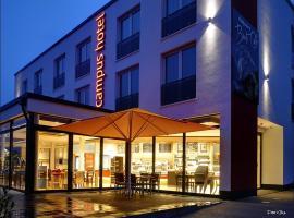 校园酒店, 哈根