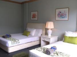 Deluxe Family Hotel Room at Selesa Resort
