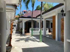 Monallan Boracay Hotel,位于长滩岛的酒店