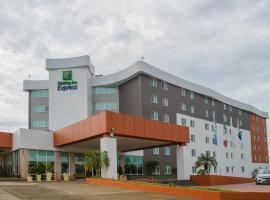 塔帕丘拉智选假日酒店 ,位于塔帕丘拉的酒店