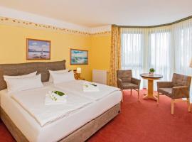 努斯巴姆霍夫伽尼酒店,位于于克里茨的酒店