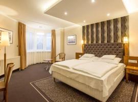 佐尼依花园酒店,位于布达佩斯的酒店