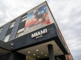 墨尔本迈阿密酒店,位于墨尔本的酒店