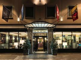 Hotel Rotary Geneva - MGallery,位于日内瓦的酒店