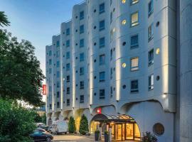 波鸿中心宜必思酒店,位于波鸿的酒店