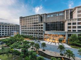 台北诺富特华航桃园机场饭店,位于桃园机场 - TPE附近的酒店