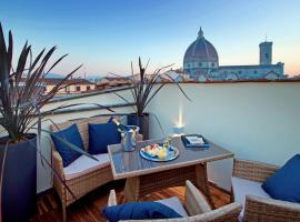 Arte' Boutique Hotel,位于佛罗伦萨的酒店