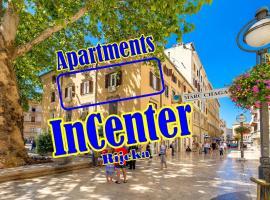 InCenter Apartments Rijeka,位于里耶卡的公寓