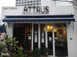 LSE @ Attrus Bed & Breakfast,位于新山夜间野生动物园附近的酒店