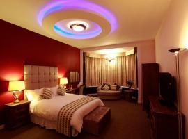 明珠大酒店, 彼得伯勒