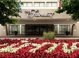 温尼伯费尔蒙酒店