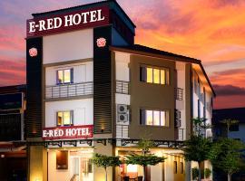 E-Red Hotel Bayu Mutiara,位于大山脚的酒店