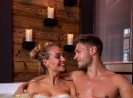 Spa Villa Beauty & Wellness Resort,位于Wingerode的酒店