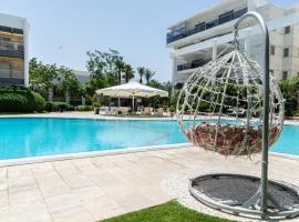 דירת גן פונה לבריכה - pool garden view,位于埃拉特Eilat Botanical Garden附近的酒店