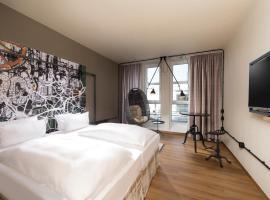 Seminaris Hotel Nürnberg,位于纽伦堡的公寓