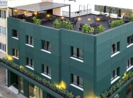 Nin&Bau Sarri 2,位于雅典的公寓