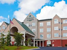 塔拉哈西西北部I-10州际公路卡尔森江山旅馆