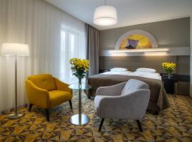 Best Western Premier Hotel Essence,位于布拉格的酒店