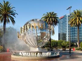 洛杉矶环球影城希尔顿酒店