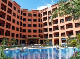 莫加多尔门扎公寓酒店