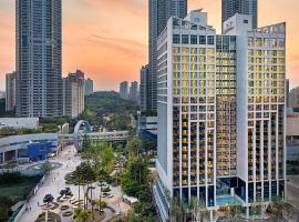 Staz Hotel Premier Dongtan,位于华城市的酒店