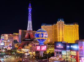 巴黎拉斯维加斯赌场度假酒店,位于拉斯维加斯的酒店