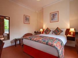 阿伦德尔官邸酒店,位于剑桥的酒店