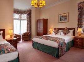 阿什利酒店,位于剑桥的酒店