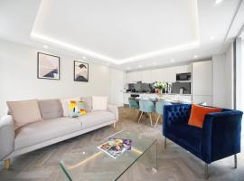 Lux Apartments in Fulham by Dino,位于伦敦的公寓