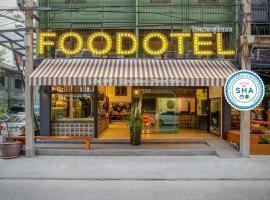 FOODOTEL,位于曼谷的酒店