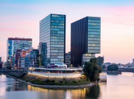 Hyatt Regency Dusseldorf,位于杜塞尔多夫的酒店
