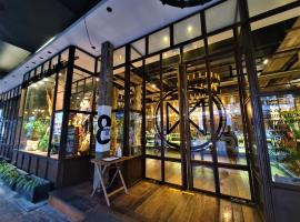 M Boutique Hotel Station 18 - Ipoh,位于怡保的酒店