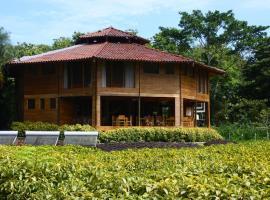 玛考生态旅馆