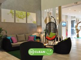 Champion Hotel (SG Clean, Staycation Approved),位于新加坡的酒店