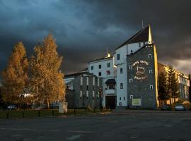 德古拉城堡酒店, 皮亚特拉凡塔讷勒