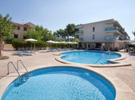 昂内维尔阳光公寓式酒店,位于坎亚梅尔的酒店