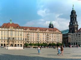 Star G Hotel Premium Dresden,位于德累斯顿的酒店