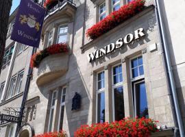 温莎酒店,位于杜塞尔多夫的酒店