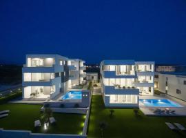 Apartments & Rooms Pool Villas Maris,位于诺瓦利娅的公寓