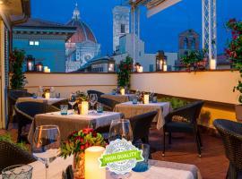 洛如斯奥多姆酒店,位于佛罗伦萨的酒店