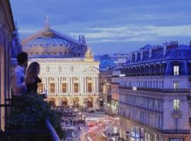 巴黎歌剧院爱德华七世酒店