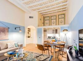 Splendid Home Pantheon,位于罗马的公寓
