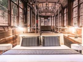 梅内基诺公寓式酒店,位于米兰的公寓