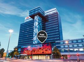 Riu Plaza Berlin,位于柏林的酒店