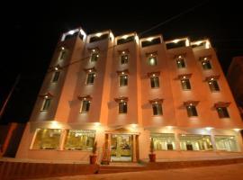 萨拉山酒店, 瓦迪穆萨
