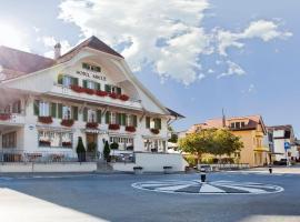 克鲁兹加斯霍夫酒店