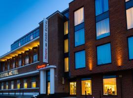 Hampton by Hilton London Park Royal,位于伦敦温布利球场附近的酒店