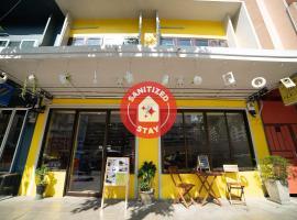 OYO 480 Lemon Siam Hostel,位于曼谷的酒店