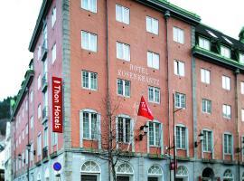 罗森克兰茨卑尔根酒店