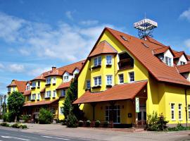 Landgasthof Zur Goldenen Aue,位于诺德豪森的酒店